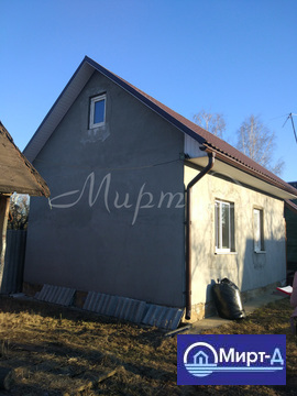 Продам участок с двумя домами