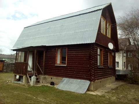 Дом 76 кв.м, Участок 11 сот. , Минское ш, 80 км. от МКАД.