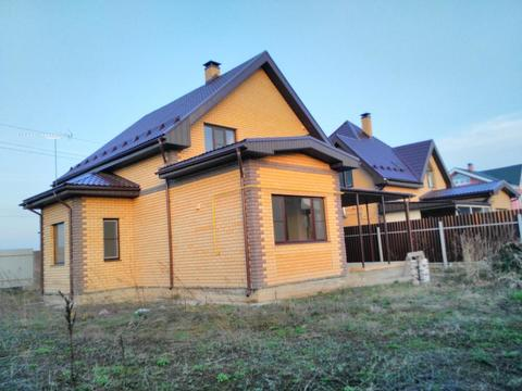 Дом 160 кв.м, Участок 8 сот. , Варшавское ш, 20 км. от МКАД.