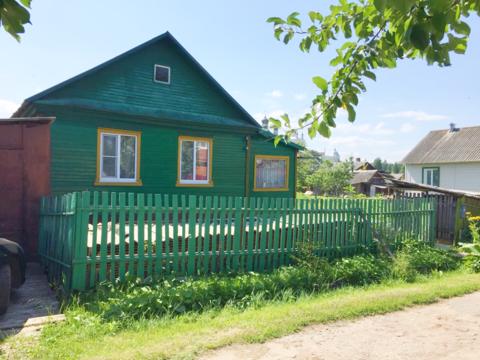 Дом 60м2 Малоозерной п-к