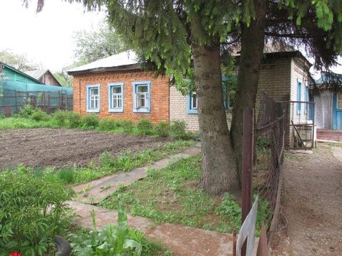 Продается отдельно стоящий кирпичный дом, держал баранов.