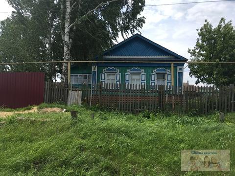 Дом в Базарно-Карабулакском р-не село Большая Чечуйка