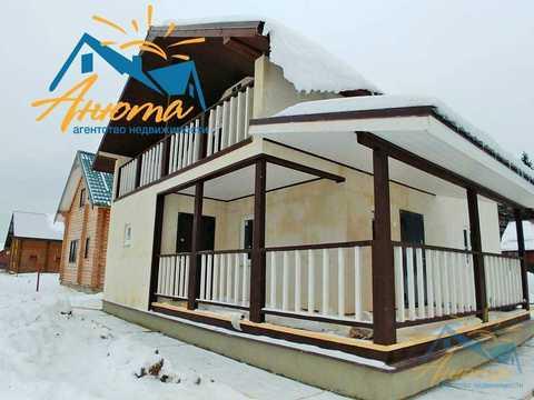 Продается новый каменный дом 140 кв.м.с газом в современном коттеджном