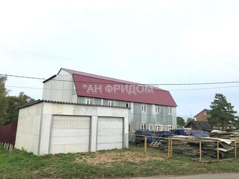 Продажа дома, Дорохово, Рузский район, Спортивный пер.