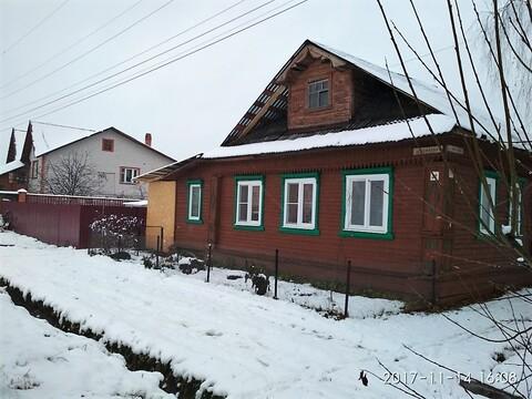 Продается пол дома 68 кв.м. со всеми коммуникациями в г.Кимры