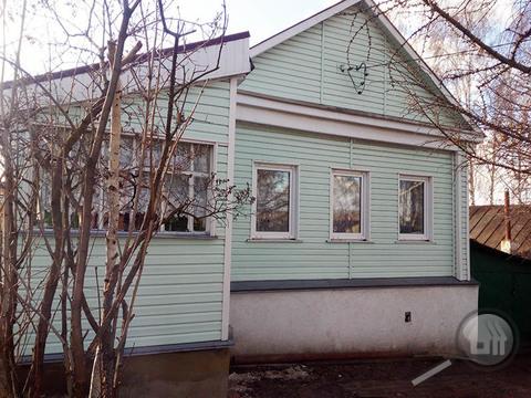 Продается дом с земельным участком, ул. Чебышева
