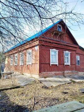 Дом 120 м в д. Мясное