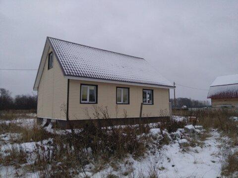 Новый жилой дом в с.Мысы Краснокамского района