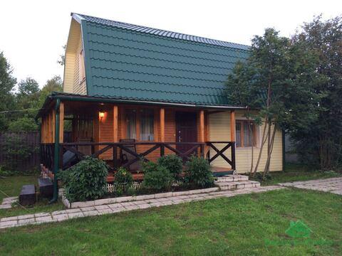 Кирпичная дача в экологически чистом месте - 90 км Щелковское шоссе