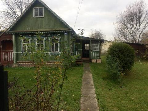 Дом 60 кв.м, Участок 9 сот. , Рязанское ш, 40 км. от МКАД.