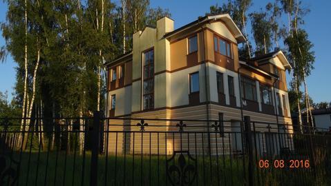 Дом 220 кв.м, Участок 10 сот. , Калужское ш, 5 км. от МКАД.