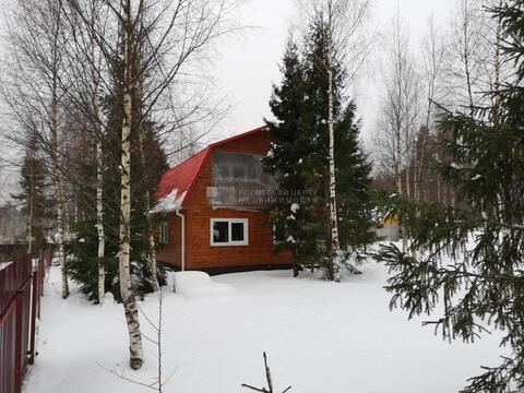 Уютная дача в лесу, 90 кв.м, Участок 10 сот. , Ленинградское ш, 48 .