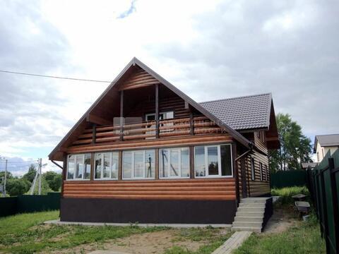 Дом 180 м2, участок 8 сот, Новорижское ш, 47 км. от МКАД, Бужарово. .