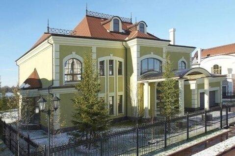 Продается дом 840 кв.м, участок 17 сот. , Новорижское ш, 12 км. от .