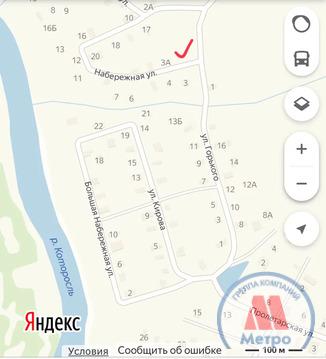 Земельные участки, ул. Большая Набережная, д.3 к.Г