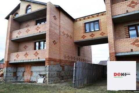 Два дома в Егорьевском районе.