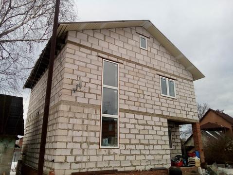 Продается дом, Чехов г, Спортивный пер, 200м2, 10 сот