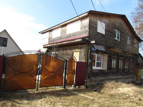 Продается часть дома в г. Кашира Московской области