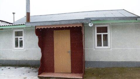 Дом ПМЖ на участке 15 соток в д. Боброво 20 км от Воскресенска