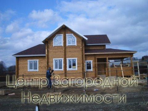 Дом, Симферопольское ш, 35 км от МКАД, Прохорово д. (Чеховский р-н). .