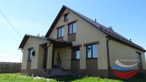 Кирпичный дом в деревне Крутец 187 кв.м. 100 км от МКАД