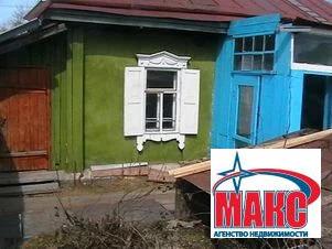 Продам 1-этажный деревянный дом (1/2) по адресу Ярославская 3