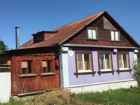 Продается кирп дом с зем.участком 9 соток д. Верхние горки