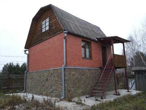Дом 50 кв.м, Участок 5 сот. , Щелковское ш, 29 км. от МКАД.