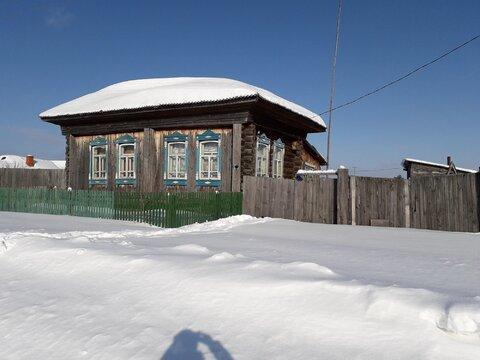 Дом, с.Кукушки, Исетский район