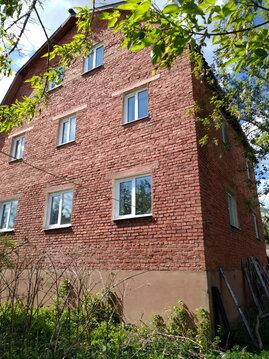 Продам дом 296 кв.м, 16 соток в п.Михнево