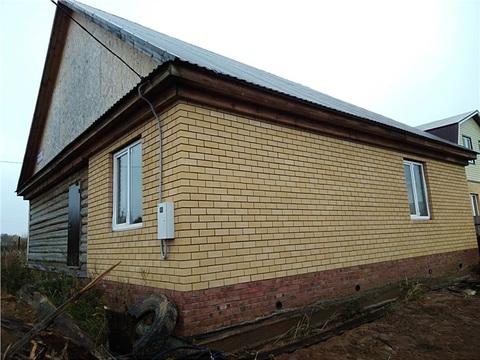 Дом 110 м, п.Залесный Кировский район, 6,2 сот.