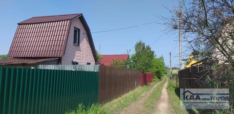 Жилой дом 20 кв.м. на 4 сот. зем. в СНТ «Электромонтажник», г. Обнинск