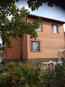 Капитальный зимний кирпичный дом 160 кв.м, 6,8 соток. СНТ Возможность .