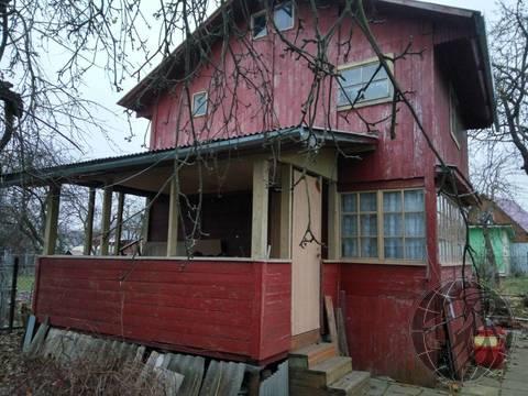2 эт. дом на участке 5,2 сотки в центре Подольска, СНТ Коммунальник.