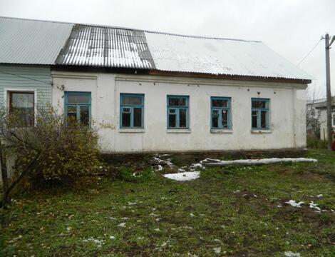 Часть дома в Ясной Поляне.