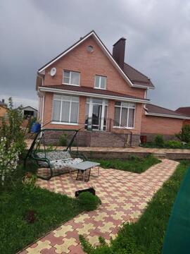 Шикарный кирпичный дом в Белгороде