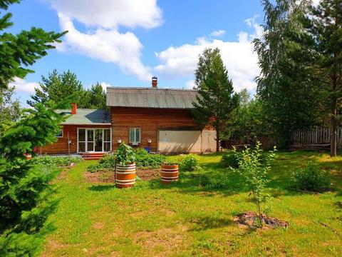 Продам дом 100м.кв с участком 10сот. СНТ