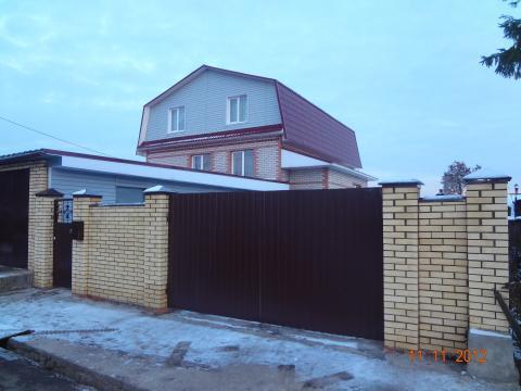 Коттедж в черте города Ярославля