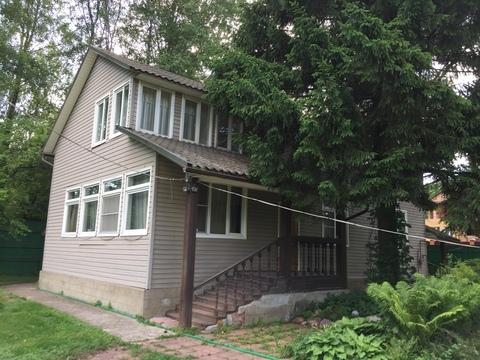 Дом 200 кв.м и 100 кв.м 45 соток п.Малаховка