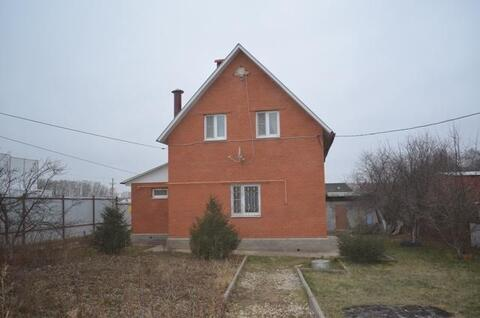 Дом 100 кв.м, Участок 10 сот. , Каширское ш, 6 км. от МКАД.