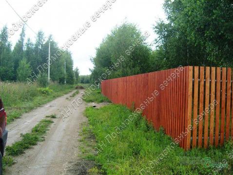 Ярославское ш. 125 км от МКАД, Веськово, Участок 10 сот.