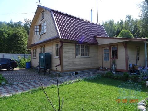 Продаётся дом на участке 17 соток.