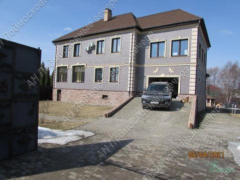 Егорьевское ш. 30 км от МКАД, Поповка, Коттедж 509 кв. м