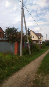 Продается земельный участок, п.Романцево