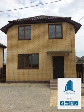Продаётся дом в Карасунском округе Краснодар от подрядчиков