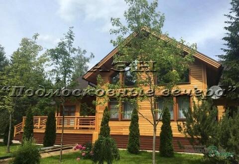 Дмитровское ш. 24 км от МКАД, Юрьево, Коттедж 400 кв. м