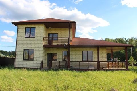 Новый дом для круглогодичного проживания в современном кп