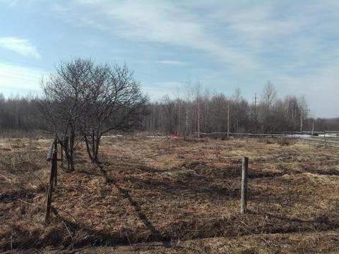 Земельный участок 17 сот рядом с Переславлем