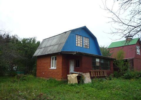 Продается 2х этажная дача 65 кв.м. на участке 6 соток п.Атепцево СНТ Л
