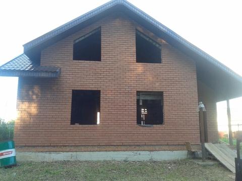 Ждп-448 Дом в деревне Вертлино